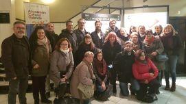 """Visita al Teatre Rialto de València para ver """"La Estancia"""" de Chema Cardeña."""